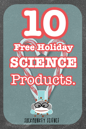 10 free holiday science activity products