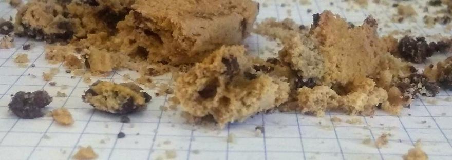 cookie mining science lab minerals rocks