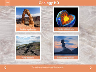 science apps ipad middle school and elementary 5th grade texas teks plate tectonics earth science geology