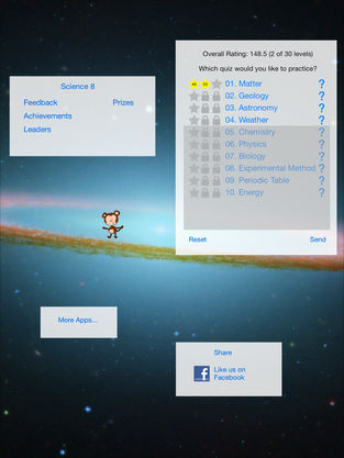 science apps for middle school and elementary students ipad 8th grade