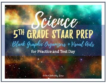 5th grade staar prep science review