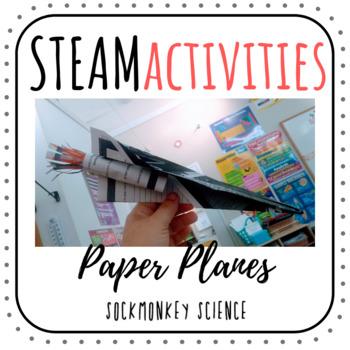 STEAM Metric Measurement Paper Airplanes