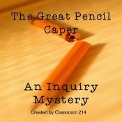 back to school science activities Classroom 214 The Great Pencil Caper