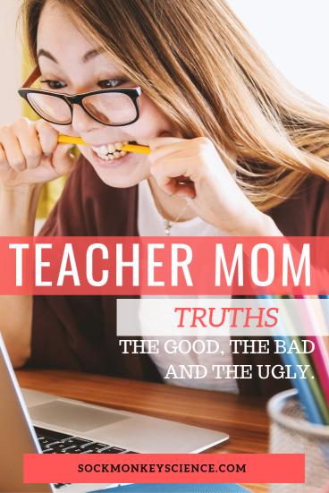 teacher mom truths