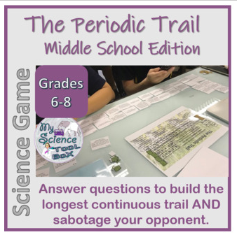 my science toolbox periodic table game for middle school